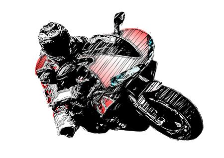 moto: motorbike