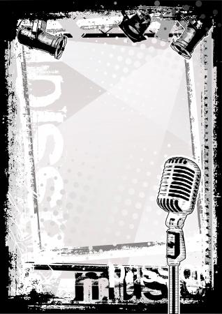 mic: sfondo del microfono
