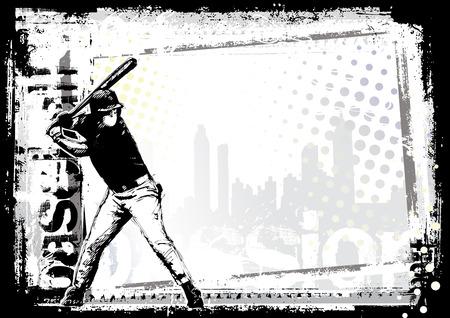 beisbol: Fondo de b�isbol 5