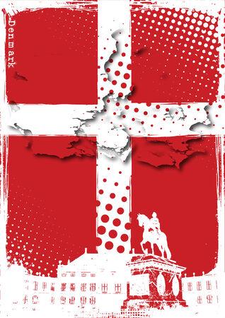 denmark: poster of denmark