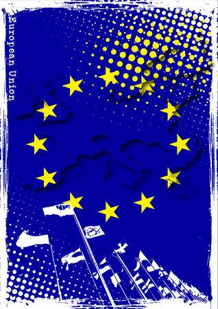 eu: EU poster