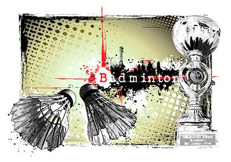 badminton frame