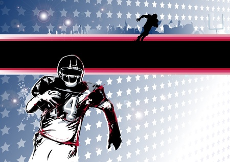 passion of the american football