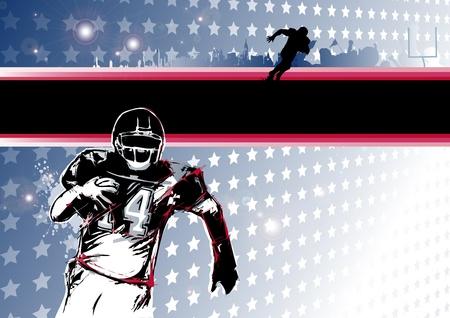 jugadores de futbol: la pasi�n del f�tbol americano