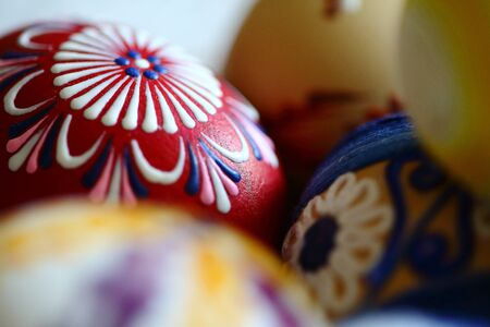 europe eastern: The Detail of Easter Eggs