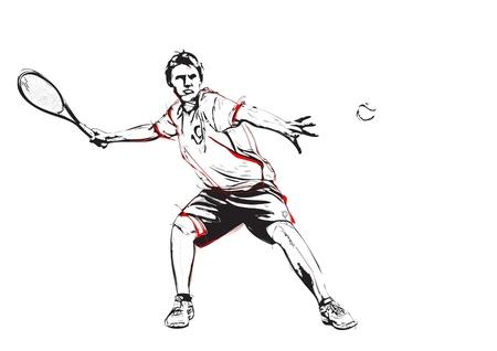 challenger: tennis player