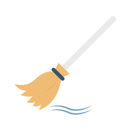 Feather Duster flat vector icon which can easily modify or edit