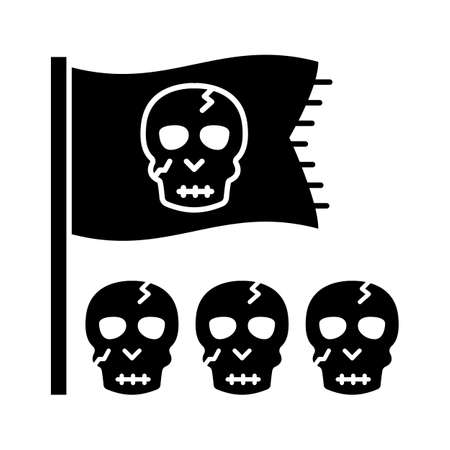 Halloween Party flat vector icon which can easily modify or edit