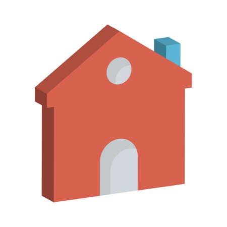 Home protection Isolated Vector icon  イラスト・ベクター素材