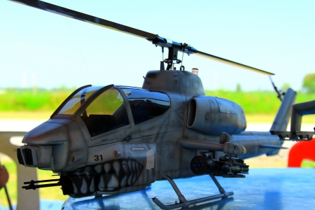 rc: RC Helicopter