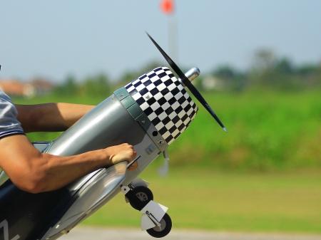 rc: RC plane