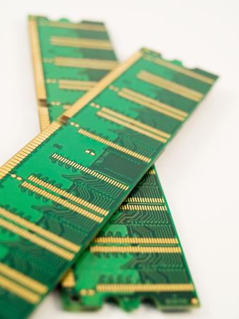 accessed: Ram Sticks Stock Photo