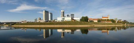Vilnius panorama photo