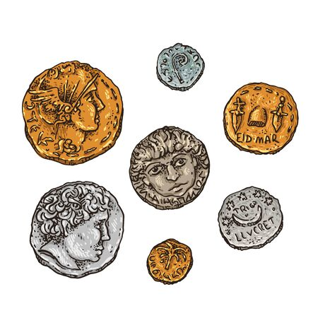 Ancient Rome coins