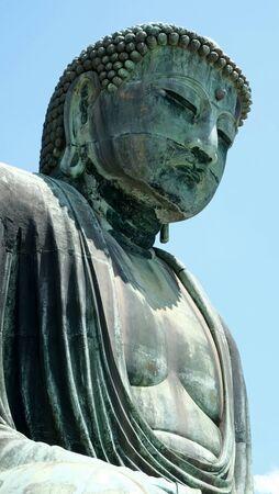 big: The Big Buddha Stock Photo