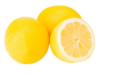 rehydration: Two and a half lemons
