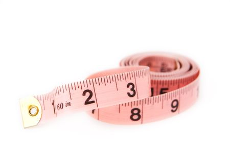 A measuring tape Stock Photo - 3634818
