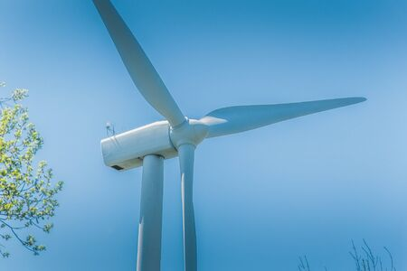 wind turbine a renewable energy source that respects the environment