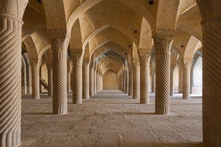 iran: Vakil Mosque, Shiraz, Iran,