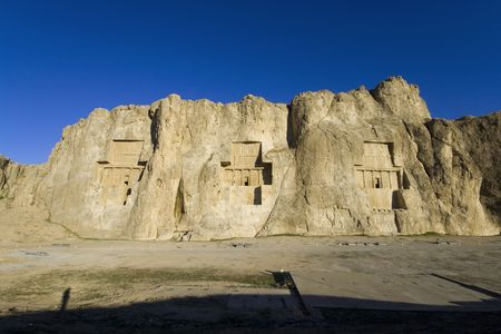 fars: The tombs of Persian kings, Naqsh-i Rustam