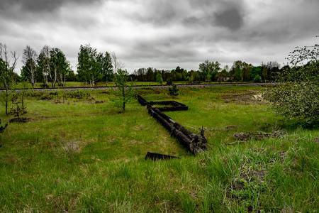 Pipeline Radioactive Nature