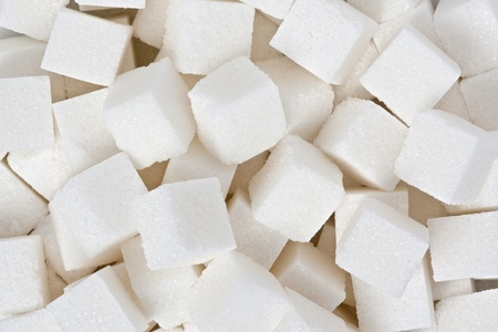 sugar cubes: Background texture of sugar cubes.
