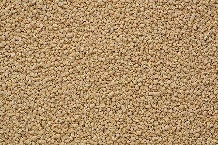 levadura: Background texture of dried yeast used in baking. Foto de archivo
