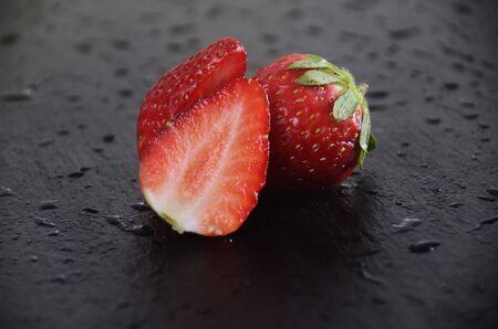 strawberry Banco de Imagens