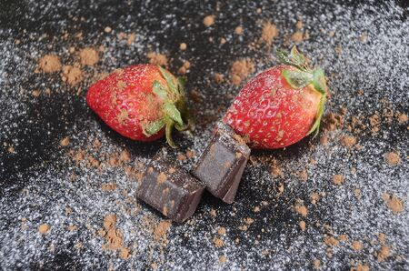 ailment: Strawberry with Chocolate