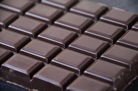 Tablet of chocolate