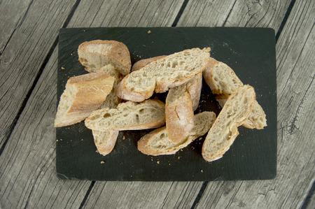 farina: Bread