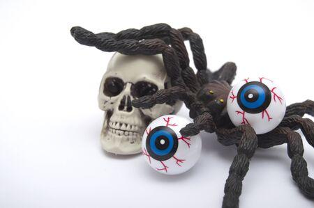 electrolier: Halloween Stock Photo