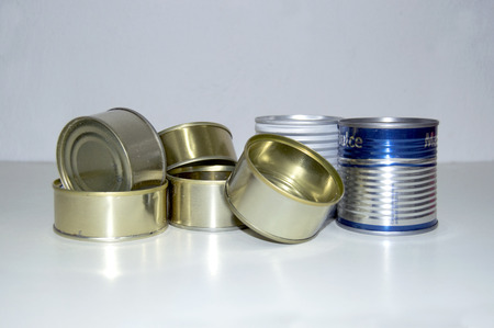 Canister: canister Stock Photo