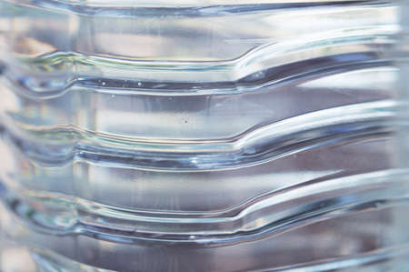 thirst quenching: Texture water bottle