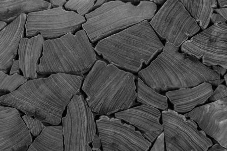 Black & White hard Wood Texture photo
