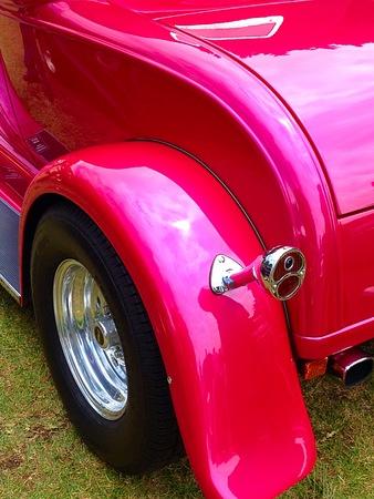 fender: Pink Fender