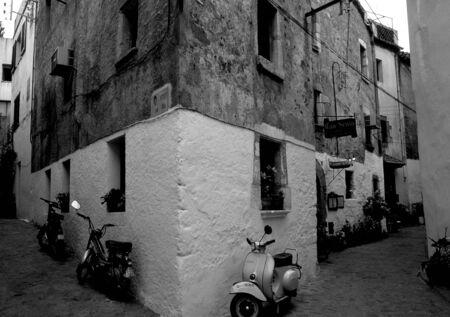Old Tosa de Mar street