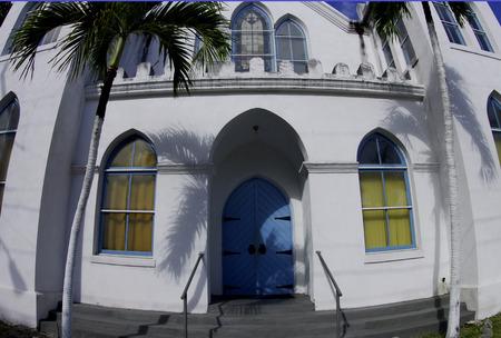 Trinity Church in Key West
