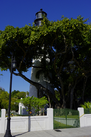 light  house: Key West old light house