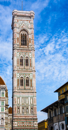 campanile: the wonderful Campanile made by Giotto