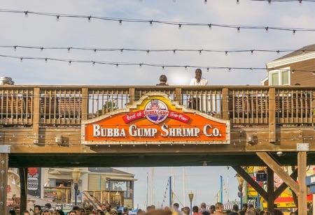 Bubba Gump Shrimp Co. Editorial
