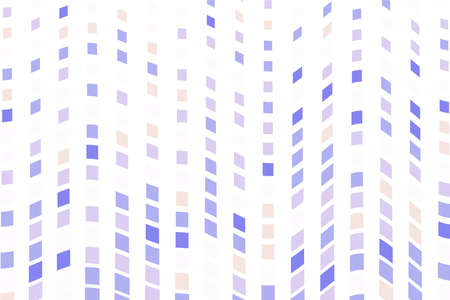 abstract background with waving purple squares. Vector graphics. Abstract backdrop
