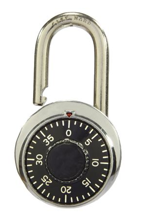 Open Padlock Stock Photo - 1006245