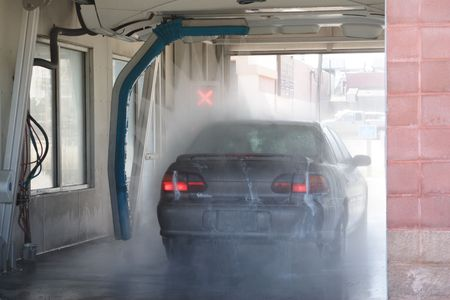 Car Wash Stock Photo - 1832406
