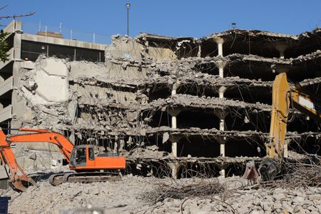 Demolition Stock Photo - 1850971