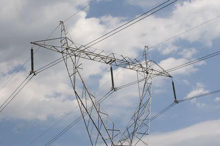 Lignes de transport d'électricité