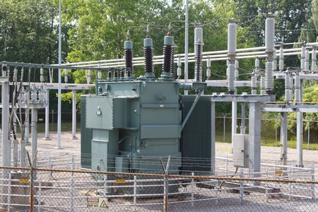 outage: Electrical sub station