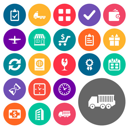 Elements Pay, Complete, Present And Other Synonyms Check, Purse And Award.  Vector Illustration Set Of Simple Surrender Icons.