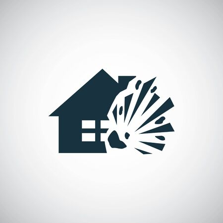 home explosion insurance icon
