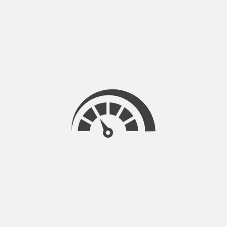 Level of Risk base icon. Simple sign illustration. Level of Risk symbol design. Can be used for web, and mobile